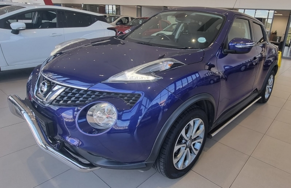 NISSAN JUKE 1.2T ACENTA for Sale in South Africa