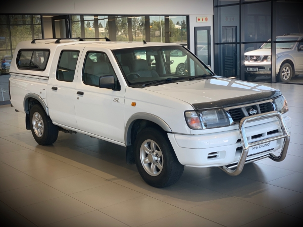 NISSAN NEW HARDBODY 2.4i SL  for Sale in South Africa