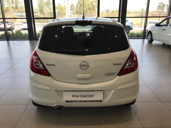 OPEL CORSA 1.4T ENJOY 5Dr for Sale in South Africa