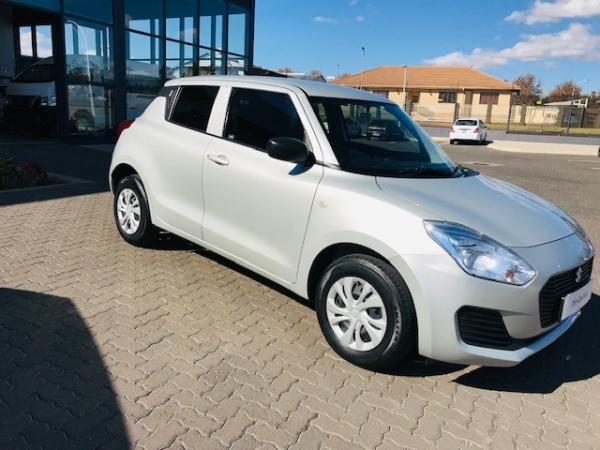 SUZUKI SWIFT 1.2 GA for Sale in South Africa