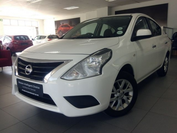 NISSAN ALMERA 1.5 ACENTA Used Car For Sale