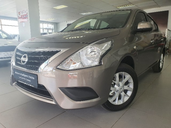 NISSAN ALMERA 1.5 ACENTA Used Car For Sale