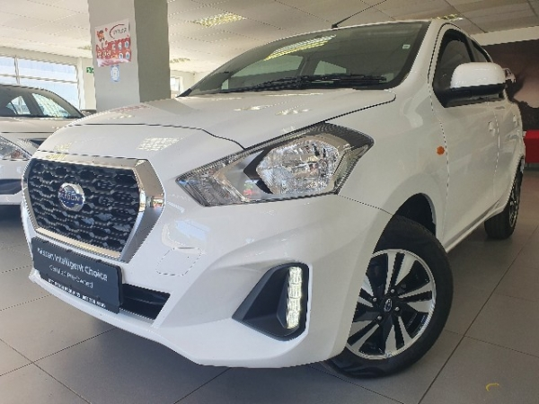 DATSUN GO 1.2 LUX CVT Used Car For Sale