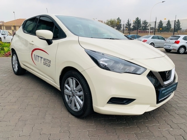 NISSAN MICRA 900T ACENTA PLUS  for Sale in South Africa