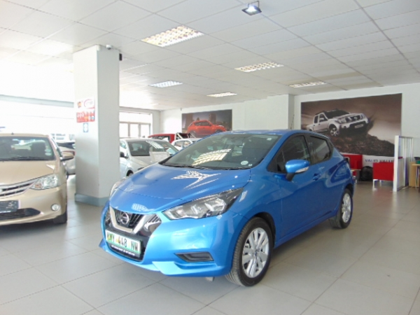 NISSAN MICRA 900T ACENTA for Sale in South Africa