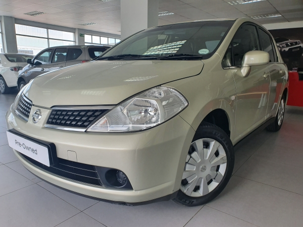 NISSAN TIIDA 1.6 VISIA + for Sale in South Africa
