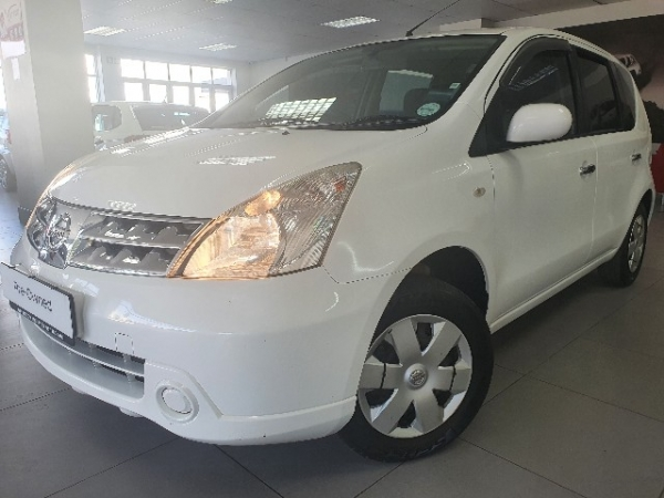 NISSAN LIVINA 1.6 ACENTA for Sale in South Africa