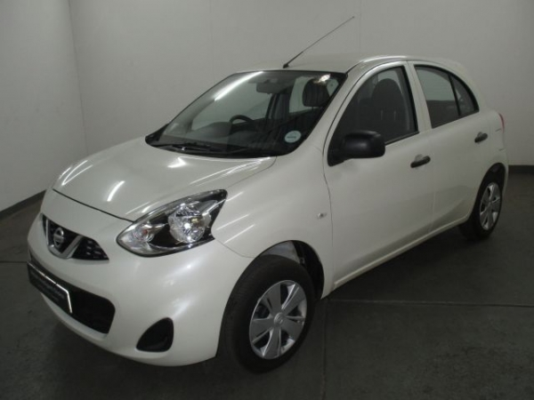 NISSAN MICRA 1.2 ACTIVE VISIA Used Car For Sale