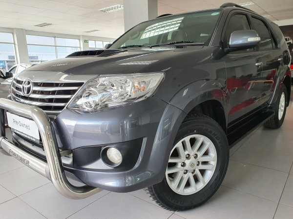 TOYOTA FORTUNER 2.5D-4D RB for Sale in South Africa