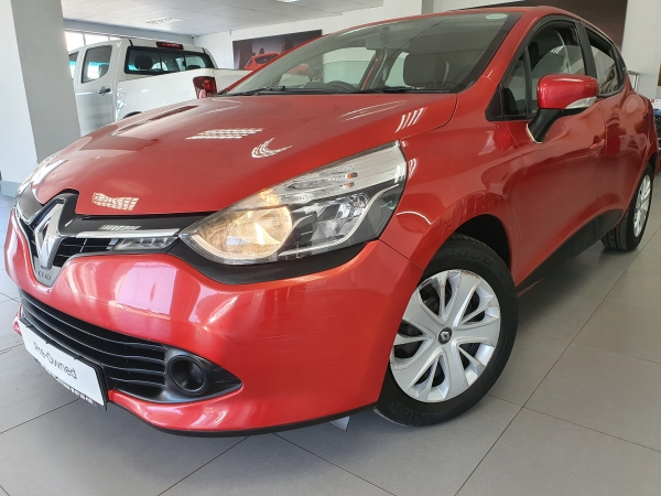 RENAULT CLIO IV 900 T EXPRESSION 5DR for Sale in South Africa