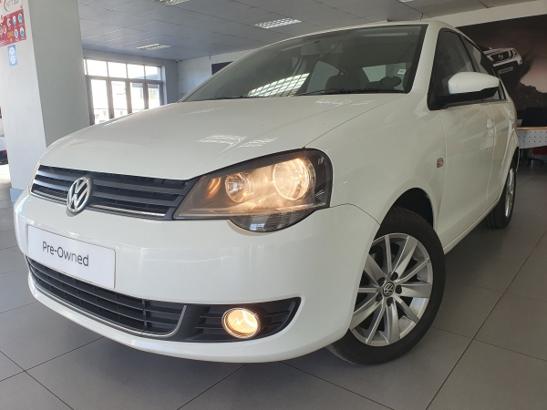 VOLKSWAGEN POLO VIVO GP 1.6 COMFORTLINE Used Car For Sale