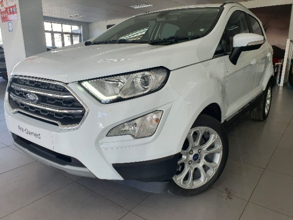 FORD ECOSPORT 1.0 ECOBOOST TITANIUM A/T Used Car For Sale