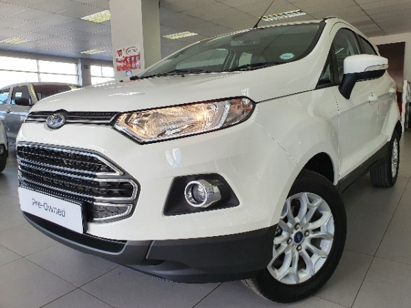 FORD ECOSPORT 1.0 ECOBOOST TITANIUM Used Car For Sale