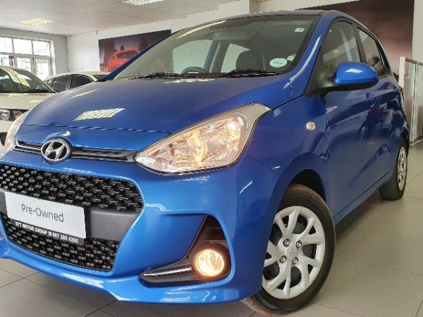 HYUNDAI GRAND i10 1.0 MOTION for Sale in South Africa