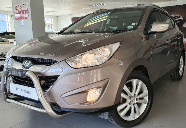 HYUNDAI iX35 2.0 GL for Sale in South Africa