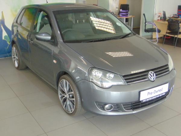 VOLKSWAGEN POLO VIVO GP 1.6 COMFORTLINE 5DR Used Car For Sale