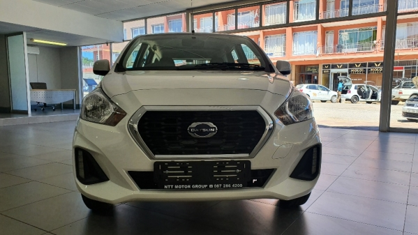 DATSUN GO+ 1.2 LUX CVT (7 SEAT) Used Car For Sale