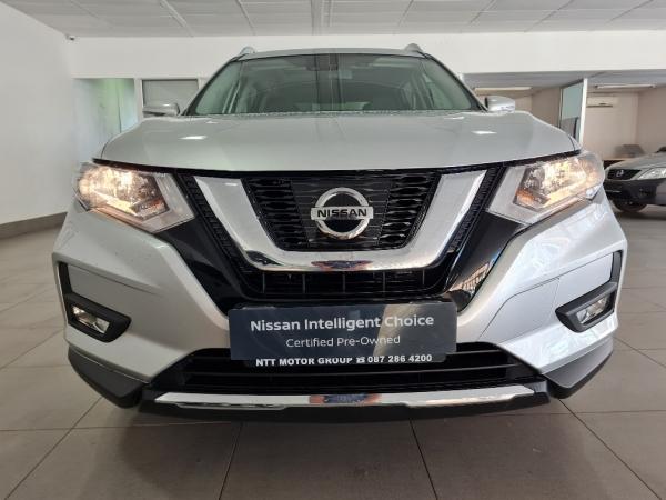 NISSAN X TRAIL 2.5 TEKNA 4X4 CVT 7S Used Car For Sale