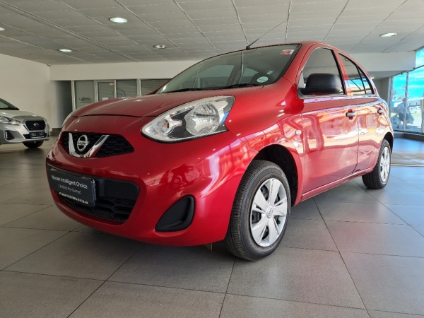 NISSAN MICRA 1.2 ACTIVE VISIA+ for Sale in South Africa