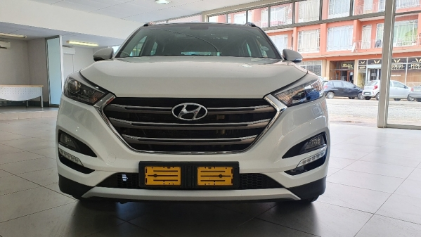 HYUNDAI TUCSON 1.6 TGDI ELITE DCT AWD for Sale in South Africa