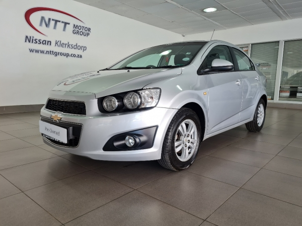 CHEVROLET SONIC 1.6 LS for Sale in South Africa