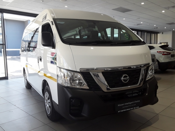 NISSAN NV350 2.5 16 SEAT IMPENDULO Used Car For Sale