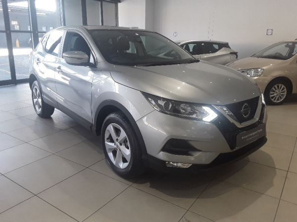 NISSAN QASHQAI 1.2T ACENTA CVT Used Car For Sale