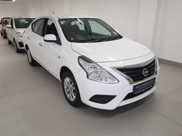 NISSAN ALMERA 1.5 ACENTA A/T Used Car For Sale