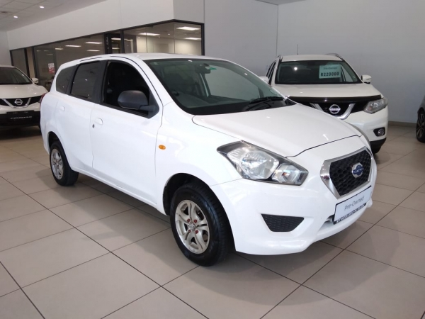 DATSUN GO + 1.2 (7 SEAT) Used Car For Sale