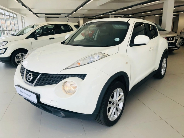 NISSAN JUKE 1.6 ACENTA + CVT Used Car For Sale