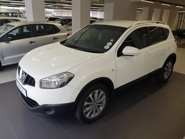 NISSAN QASHQAI 2.0 DCi ACENTA 4X4 Used Car For Sale