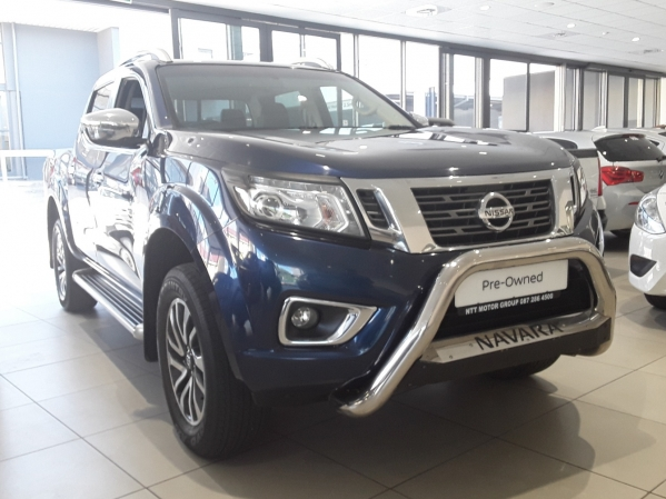 NISSAN NAVARA 2.3D LE 4X4  for Sale in South Africa