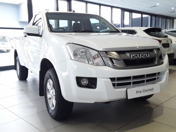 ISUZU KB 250 D-TEQ LE 4X4  for Sale in South Africa