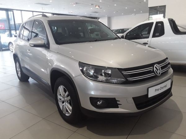 VOLKSWAGEN TIGUAN 1.4 TSi  for Sale in South Africa