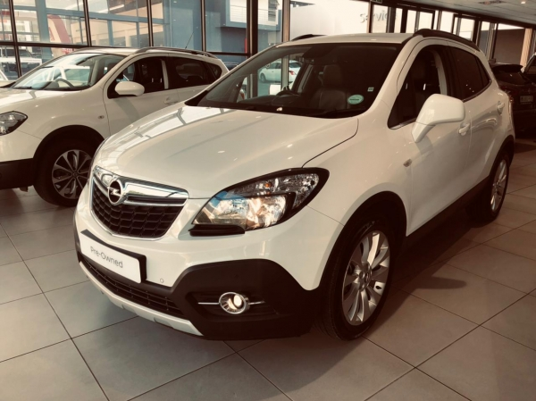 OPEL MOKKA / MOKKA X 1.4T COSMO Used Car For Sale
