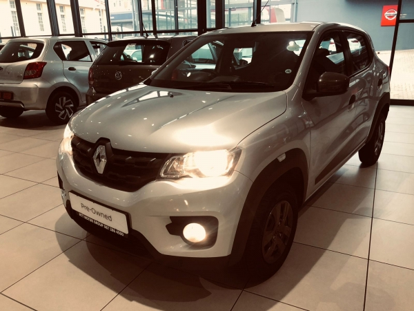 RENAULT KWID 1.0 DYNAMIQUE 5DR Used Car For Sale