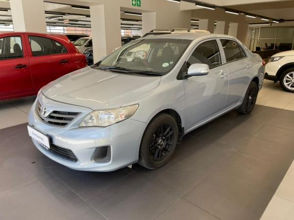 TOYOTA COROLLA 1.3 PROFESSIONAL for Sale in South Africa