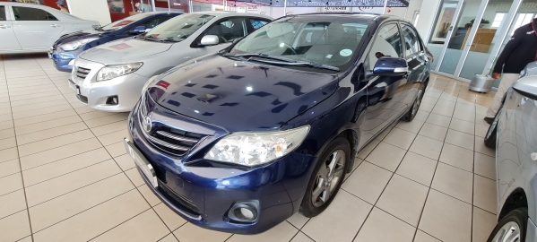 TOYOTA COROLLA 1.6 SPRINTER for Sale in South Africa