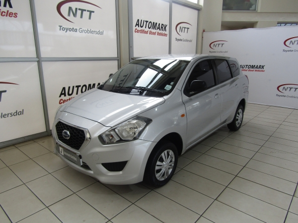 DATSUN GO + 1.2 for Sale in South Africa