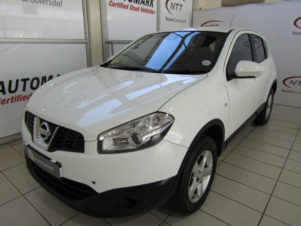 NISSAN QASHQAI 1.6 ACENTA for Sale in South Africa