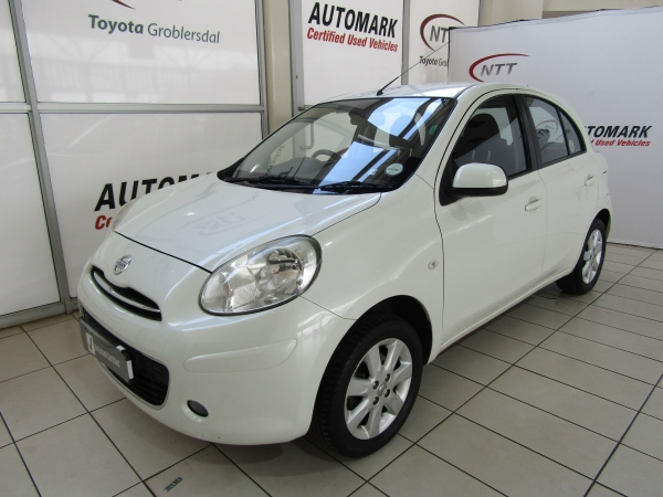 NISSAN MICRA 1.5 TEKNA 5DR for Sale in South Africa